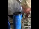 Как разливают квас в Тимашевске