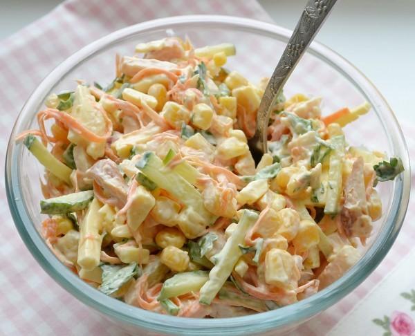 """Этот салат уделал """"Шубу"""" и """"Оливье"""" ZOrTGGKOjqc"""