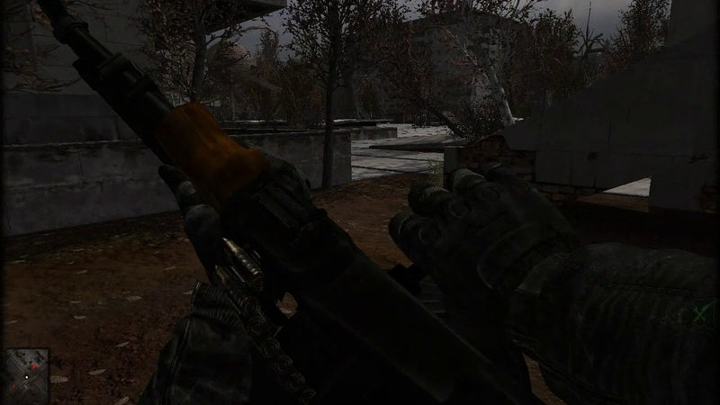 S.T.A.L.K.E.R Oblivion of Unconsciousness (1.4): Западная часть Припяти\West Pripyat