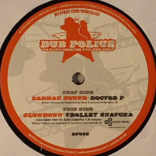Doctor P альбом Badman Sound Remixes