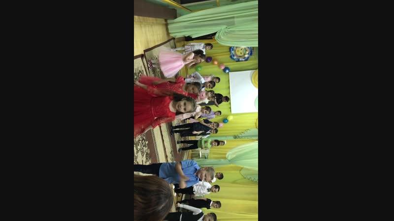 ~Город Уфа~👍💪😎 Башкирский детский сад 221🐣👶 Исполняют песню «Уфтанма» на день Матери