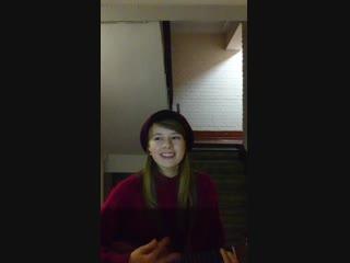 Анастасия Барановская - Я люблю осенне-зимнюю погоду
