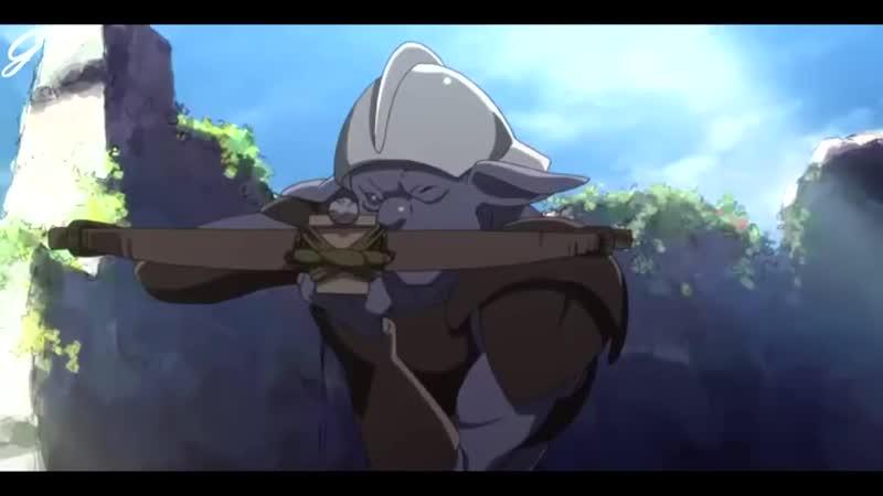 AMV - Гримгал пепла и иллюзий / Hai to Gensou no Grimgar - Lose My Life