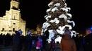 Kaunas Christmas Tree 4K 2018