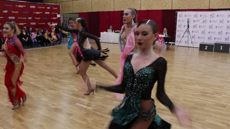 JIVE Junior 2 (SF) Russian RDU Cup 2019