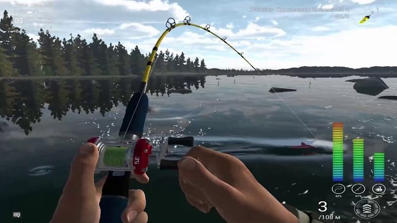 Fishing Planet 1.3.9-Уникальная рыба Аляски/Переменка