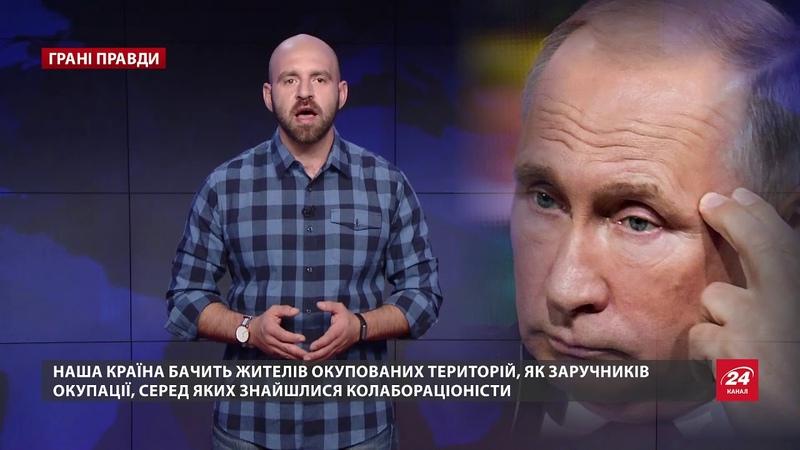 Через какую призму Москва видит Украину, Грані правди