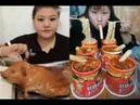 중국인의 짜장면 6 그릇 돼지 한 마리 먹방모음 ㅋㅋㅋ _ 별 이상한음식 완전 맛있게 먹는 대륙의 먹방레전드