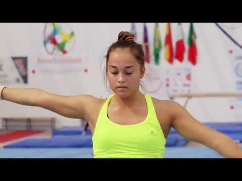 Elena Eremina and Tatiana Nabieva Interview Salerno International camp 2018
