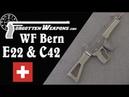 WF Bern C42 E22: Stgw90 Trials Rifles to Compete With SIG