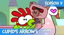 Om Nom Stories - Super-Noms: Cupid's Arrows (Cut The Rope)