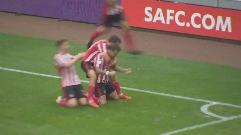 Сандерленд - Сканторп Юнайтед - 3:0. Гол Криса Магуайера