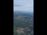 Переславль-Залесский - взгляд с высоты 1 км.