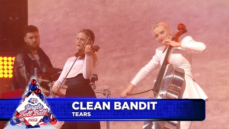 Clean Bandit 'Tears' Live at Capital's Jingle Bell Ball 2018
