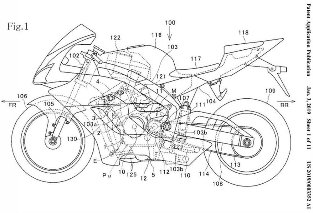 Компания Honda патентует новую технологию изменения фаз газораспределения