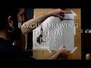 Curso de dibujo Bargue. Método académico. parte1. PRINCIPIO DEL BLOCKING