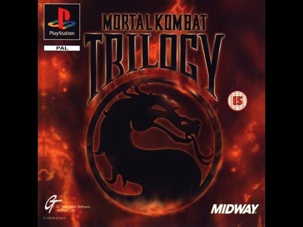 Mortal Kombat Trilogy джони кейдж не рулит