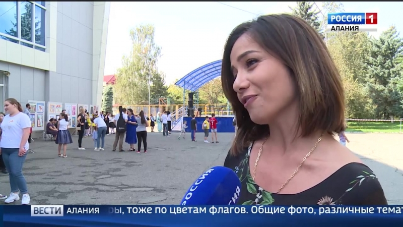 Северная Осетия отметила День Владикавказа и республики ( Конкурс по приготовлению пирогов,сыры,пиво.)