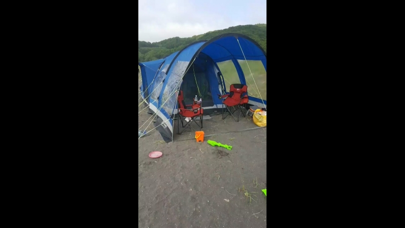 дети отдыхают Камчатка
