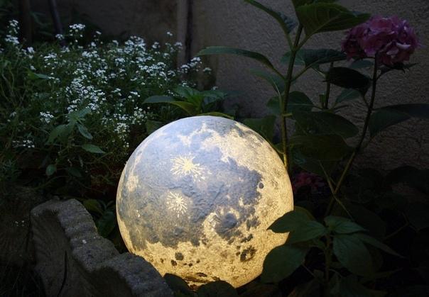 Внеземные лампы в виде луны и планет от Pulsar Moonlight...