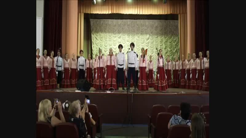 Ты воспой, жавроненочек,протяжная песня Ростовской области, в обработке Леонида Клиничева, исполняет хор Ростовского колледжа