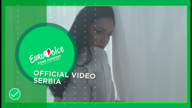 Serbia Samanta ft Elinel Vone Official Music Video Eurovoice 20