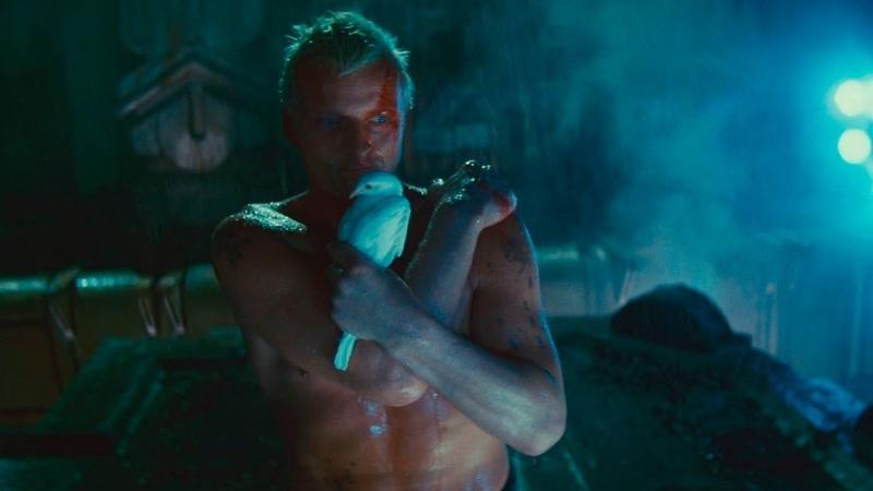 Культовый монолог Роя Батти Бегущий по лезвию Blade Runner