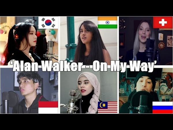 Who Sang It Better On My Way (India, Indonesia, Malaysia, South Korea, Russia, Switzerland)