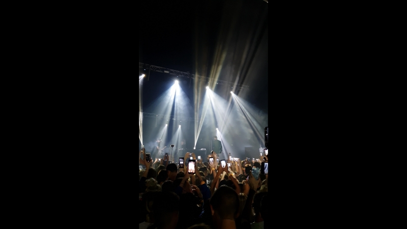 Макс Корж в Сочи мотылек live
