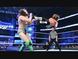 Смэк 30.10.18 | Открывающий шоу сегмент | Стайлз (ч) пр. Брайана в матче за чемпионство WWE