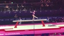 Vladislava Urazova RUS Beam 2018 European Championships Junior qualification