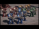 Opening Day! HUGE Space Marine Showdown - Warhammer 40k Arena