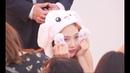 180818 레드벨벳 Red Velvet 움직이는 토끼모자 선물받은 조이 Joy Focus 4K 직캠 Fancam 고양스타필4630