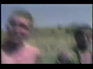 Таджикская 12 застава + Чечня 1996 (короткий ролик)