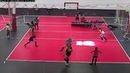 Jim Stone Volleyball Movement, Defensive, Posture Drills