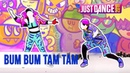 Just Dance 2019 Bum Bum Tam Tam Full Gameplay 60fps