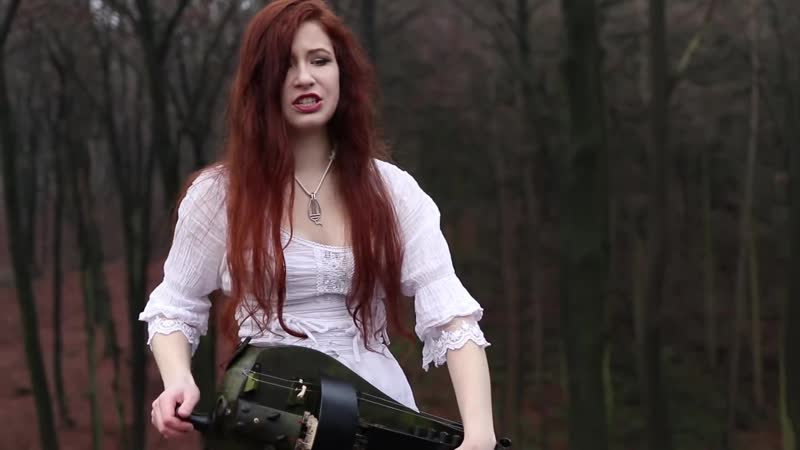 """_""""Over the Hills and Far Away_"""" - Patty Gurdy (Gary Moore _⁄ Nightwish Hurdy Gurdy Cover)"""