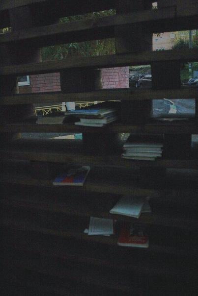 Но книг совсем мало