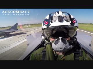 Ace Combat 7: Skies Unknown  премьера на РС