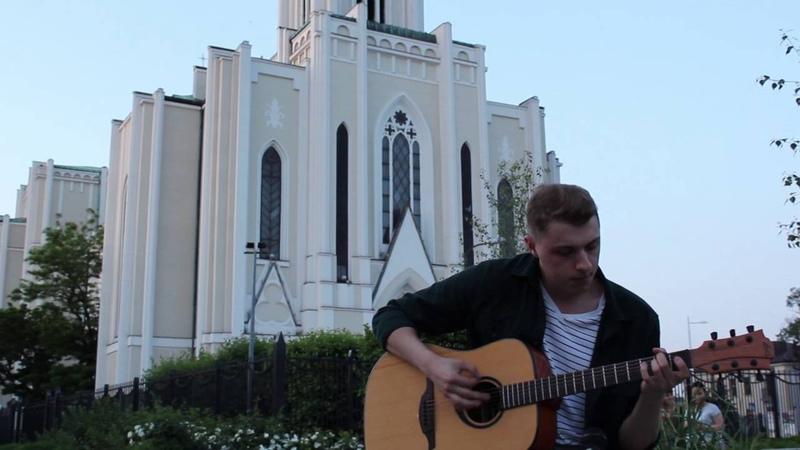 Piotr Cheda - Jigolo Har Megiddo (acoustic Ghost cover)