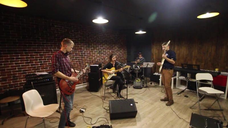 ДолеталисЬ – Синий Кит (репетиция)