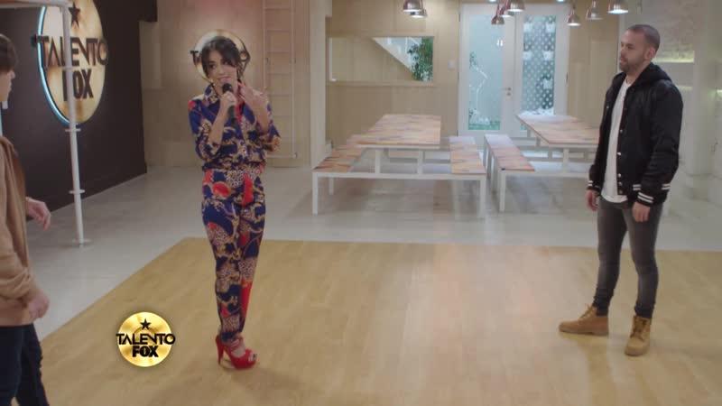 Mira cómo se preparó Benja Depasquali en La Fábrica de Talento FOX