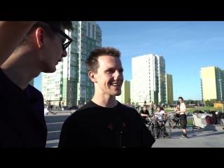 [Anton Stepanov] ТРЕШ и КРЕШИ на BMX в ЯНИНО. КНВ S3E7. Антон Степанов и Моисей.
