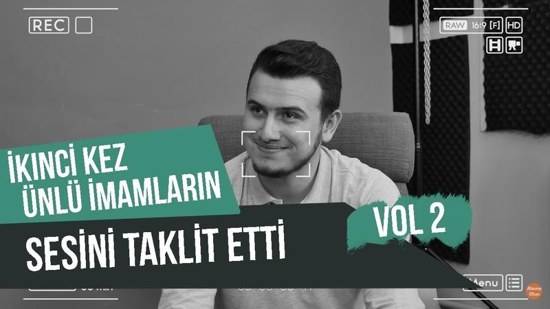 İkinci Kez Ünlü İmamların Sesini Taklit Etti - Osman Bostancı