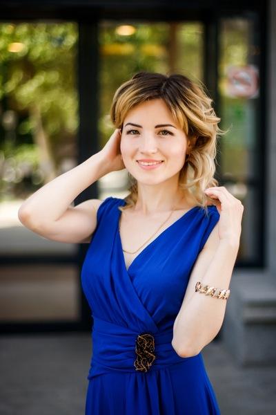 Алина Бахтигареева