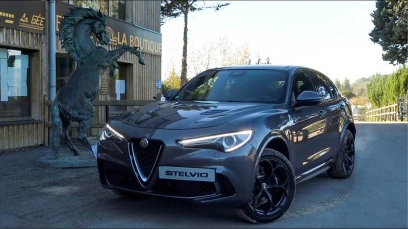 Un SUV SPORTIF, IMPOSSIBLE? ⎜ALFA ROMEO STELVIO Quadrifoglio⎟