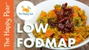 EASY QUINOA VEG with CARAMELISED PEACAN LOW FODMAP