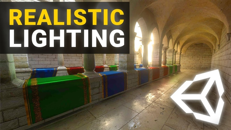 GLOBAL ILLUMINATION in Unity 2018 3 Beginner's Guide to Graphics