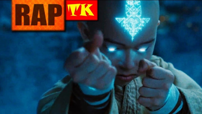 Rap do Aang Avatar O Ultimo Mestre Do Ar TK RAPS