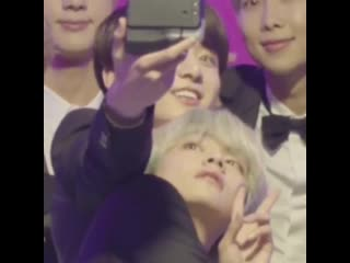 190226 re:memVer party 2019 Global VLive Top 10 | TaeKook